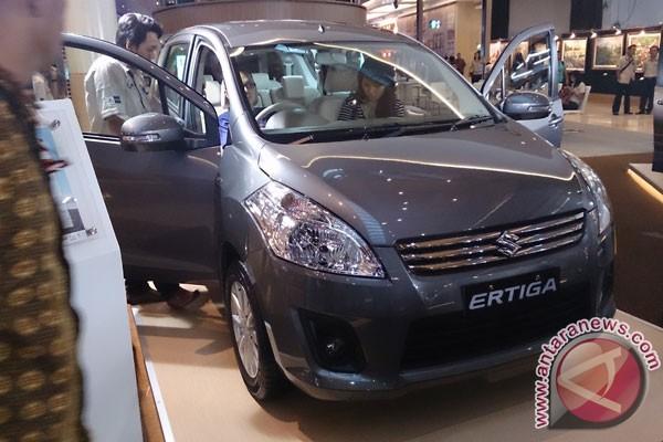 Ertiga terlaris cari jajaran produk Suzuki