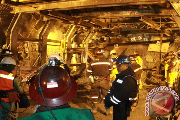Papua police to probe Freeport`s collapsed tunnel case