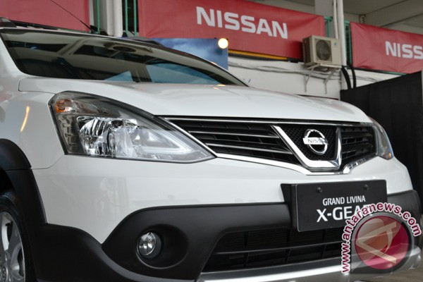All New Nissan Grand Livina X-Gear baru makin sporty