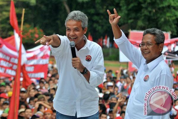 23 Agustus, pelantikan Gubernur Jateng 2013-2018