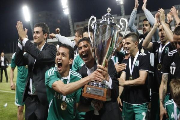 Ludogorets juara Bulgaria setelah gol bunuh diri Levski