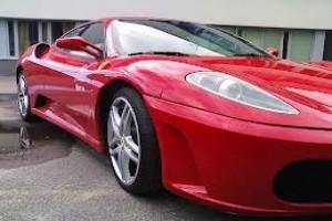 Polisi usut bocah 9 tahun bawa Ferrari
