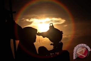 Tim Boscha ITB mulai penelitian gerhana di Poso