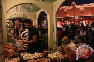 Aneka pameran dan festival kuliner di Jakarta hari ini