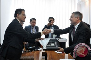CPO dominasi ekspor Indonesia ke Ukraina