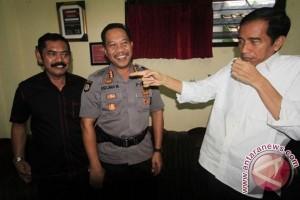 Jokowi Kunjungi DPC PDI-P