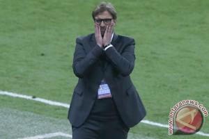 Liverpool vs Manchester United imbang 0-0 di babak pertama