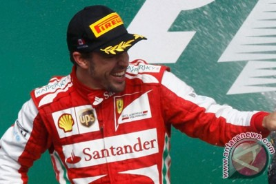 Fernando Alonso akhirnya sayonara untuk GP Australia