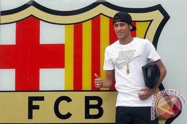 Neymar bertekad ukir sejarah di Barcelona