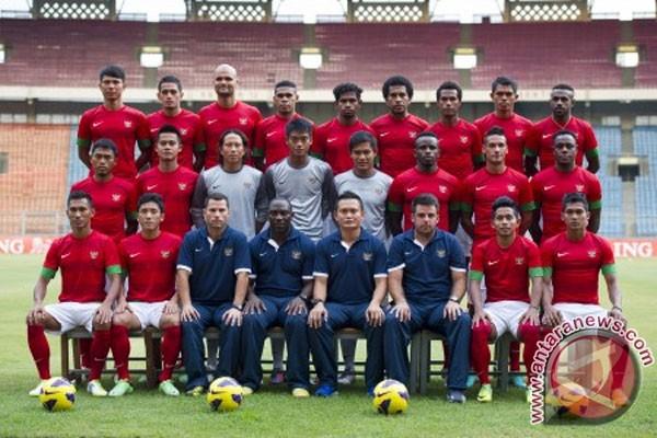Ini daftar pemain Indonesia vs Chelsea