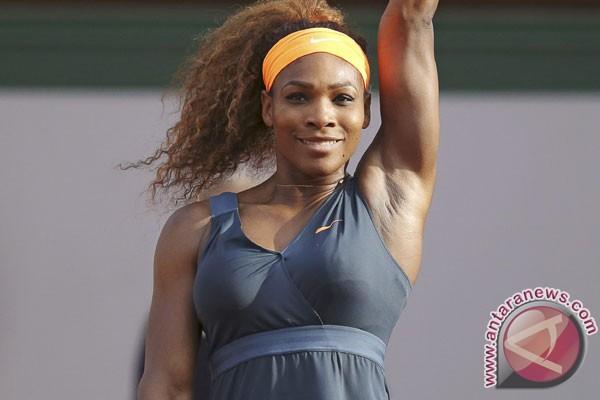 Hasil lengkap turnamen ATP dan WTA Prancis Terbuka
