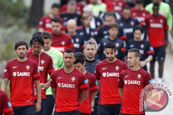 Tanding persahabatan Portugal vs Kroasia 1-0