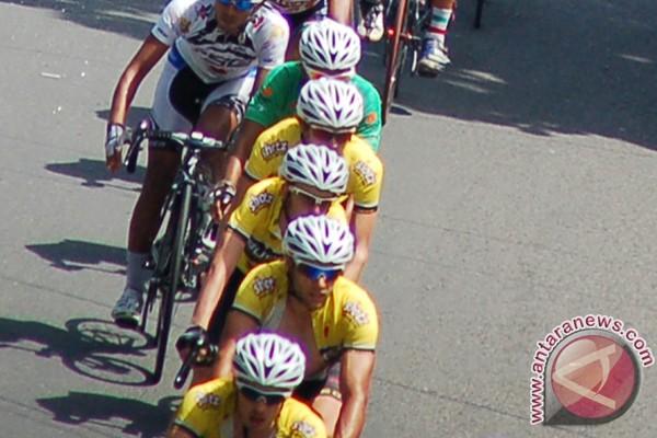 Hasil etape terakhir Tour de Singkarak