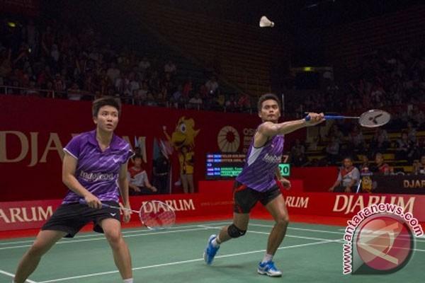 Tontowi/Liliyana melaju ke final di Guangzhou