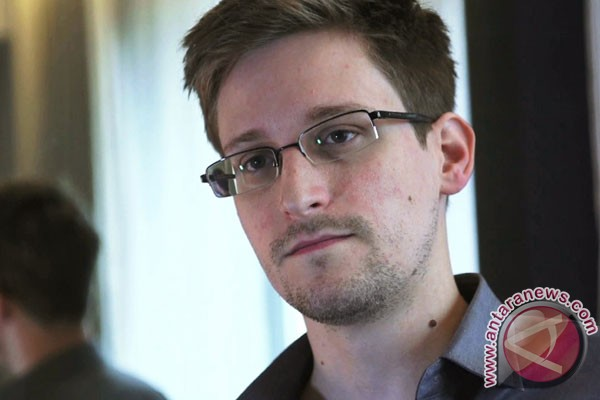 Pernyatan terbaru Rusia soal Edward Snowden