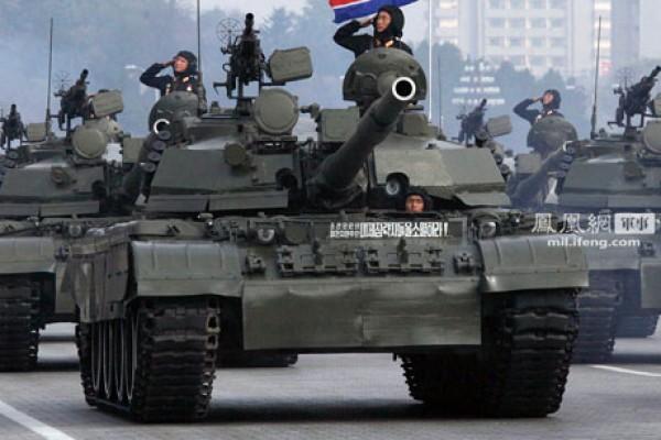 Pyongyang akan perkuat pertahanan nasional hadapi AS