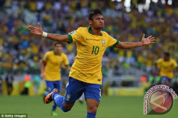 Neymar kembali cetak gol brilian