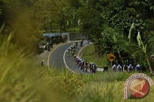 Pebalap Tour de Singkarak hadapi etape penentuan
