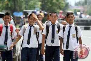 Delapan siswa SMP Yogyakarta tidak lulus UN