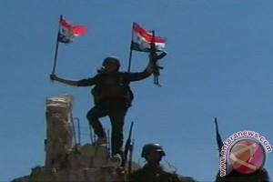 Militer Suriah tewaskan 125 pemberontak di Hama