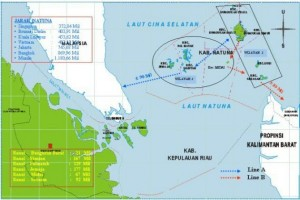 Indonesia`s Firm Stance on China`s Territorial Violations Lauded