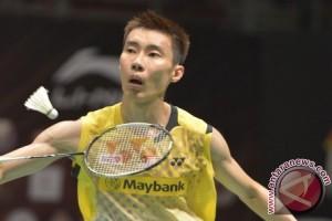 Lee Chong Wei rebut tiket ke final