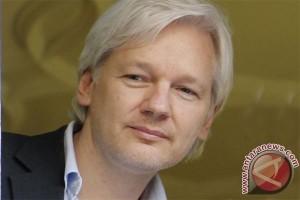 Bos WikiLeaks nilai kini saatnya melawan spionase AS