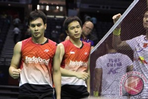 Hendra/Ahsan a step away from Japanese Open title