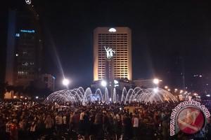 9 panggung meriahkan Jakarta Nite Festival malam ini