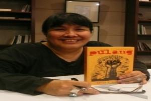 Lela Chudori diskusi buku di Tong Tong Fair Belanda