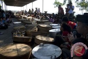 Warga lereng Merapi laksanakan tradisi sadranan