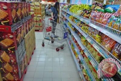 Inflasi April tercatat 0,36 persen