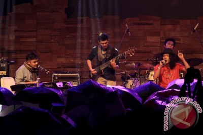 Sambutan penonton Frankfurt terhadap musisi Indonesia luar biasa