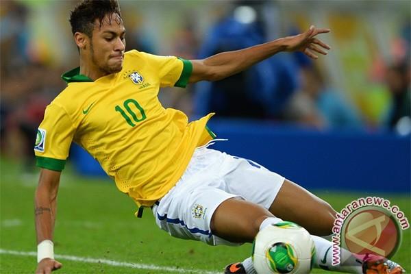 Brazil juara Piala Konfederasi