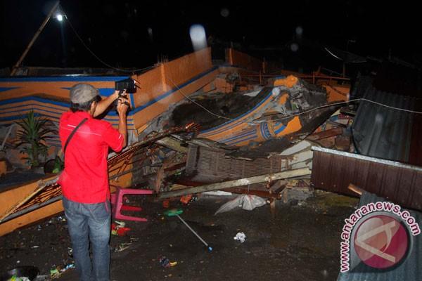 Gempa Aceh Tengah juga rusak ratusan rumah