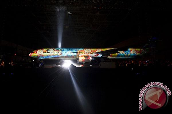 Penerbangan Garuda mungkinkan WiFi