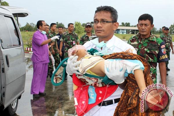 Tagana diberangkat ke Aceh Tengah pasca-gempa 6,2 SR
