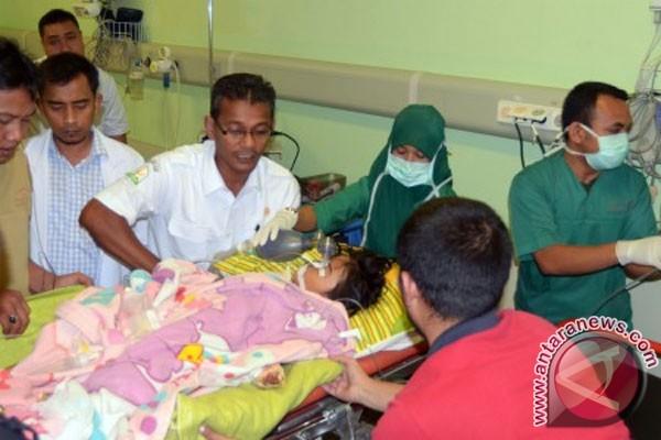 Dua menteri tinjau lokasi terparah gempa Aceh Tengah