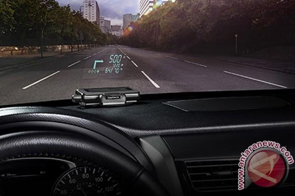 Garmin rilis HUD untuk navigasi pengendara