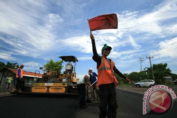 Kerusakan jalur Pantura Jawa Barat sudah diperbaiki