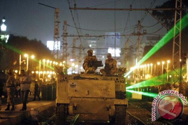 Mesir perpanjang operasi militer di Teluk