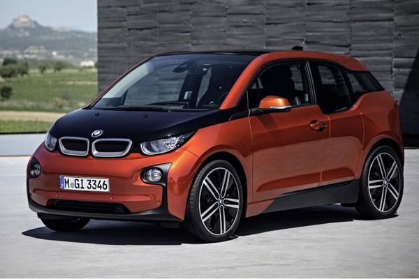 Image result for mobil listrik BMW i3