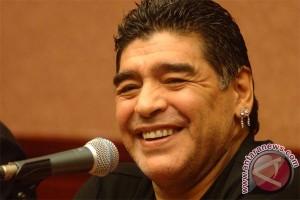 Diego Maradona prediksi Kane gantikan Higuain