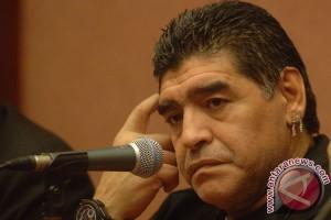 Maradona gugat mantan istri gara-gara kehilangan uang