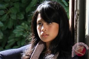 Maudy Ayunda duet dengan David Choi