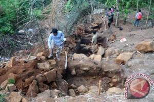 Peneliti Gunung Padang temukan senjata khas Jabar