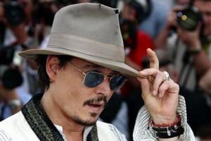Johnny Depp didukung keluarga hadapi tuduhan KDRT