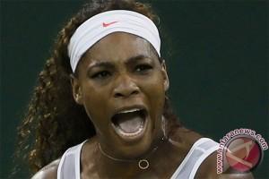 Serena bangkit untuk melaju ke delapan besar