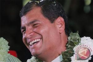Presiden Ekuador tidak akan calonkan diri pada 2017