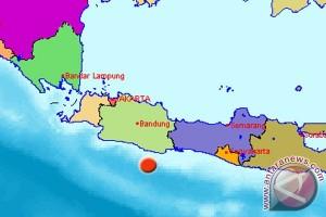 Gempa 5,1 SR guncang Tasikmalaya Jabar